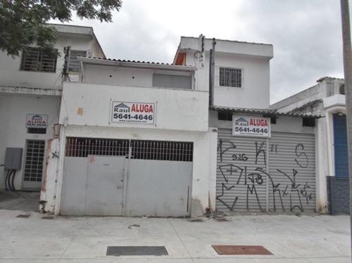 Locação Sobrado - Jardim Caravelas, São Paulo-sp - Rr2366