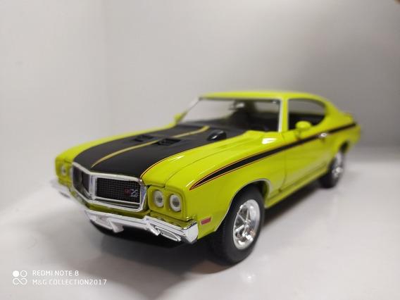 Buick Gsx 1970 Esc. 1:24 Welly