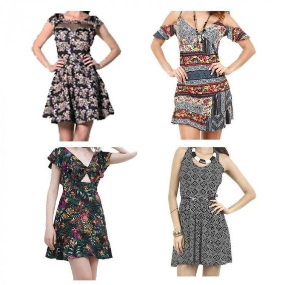 10 Vestidos Viscose -