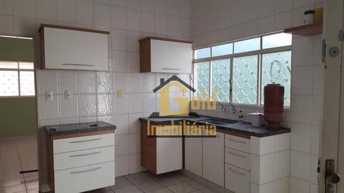 Casa Com 2 Dormitórios À Venda, 100 M² Por R$ 195.000 - Planalto Verde - Ribeirão Preto/sp - Ca0981