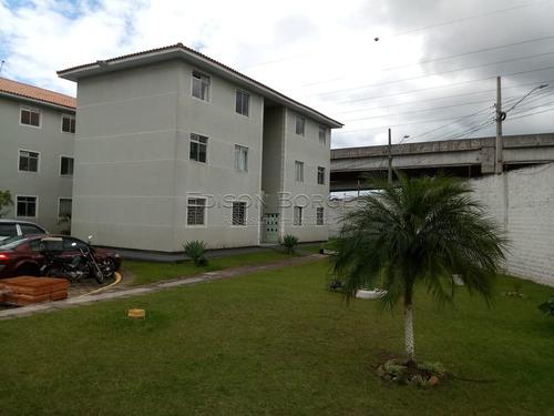 Imagem 1 de 16 de Apartamento Com 2 Dormitórios À Venda Com 44.96m² Por R$ 145.000,00 No Bairro Uberaba - Curitiba / Pr - Eb+10118