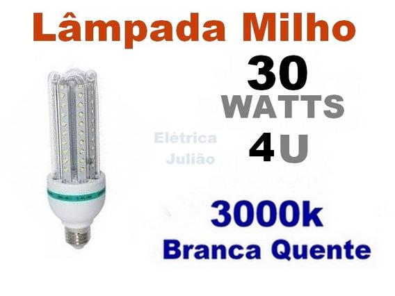 Kit C/ 3 Milho 12w 3000k / 2 Milho 30w 3000k