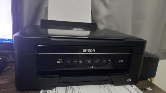 Imprensora Epson L375 Usada 4004