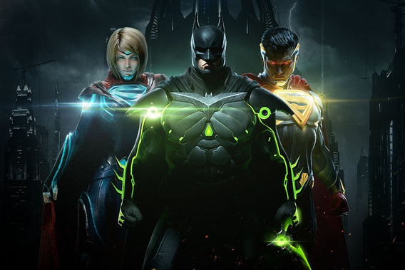 Injustice 2 - Pc Steam + Bonus Especial