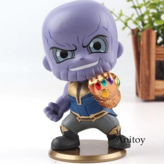 Figura Cosbaby Los Vengadores Infinity War Thanos