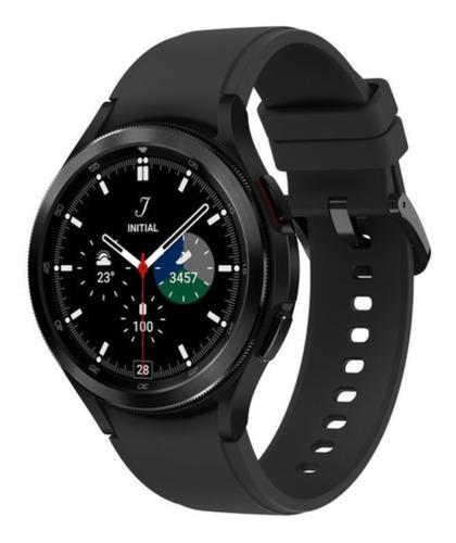 Imagen 1 de 6 de Smartwatch Samsung Galaxy Watch4 Classic 46mm Sm-r890 Negro
