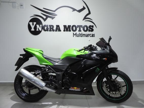 Kawasaki Ninja 250r 2009 Show