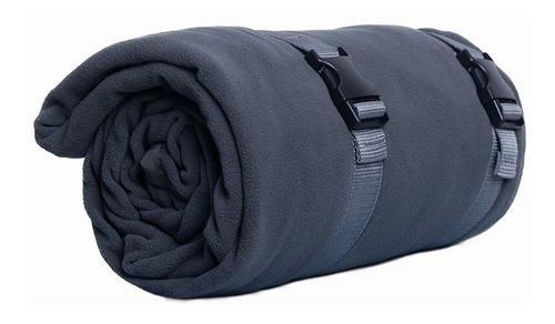 Imagem 1 de 3 de Saco De Dormir Manta Fleece 3 Em 1 - Trilhas E Rumos