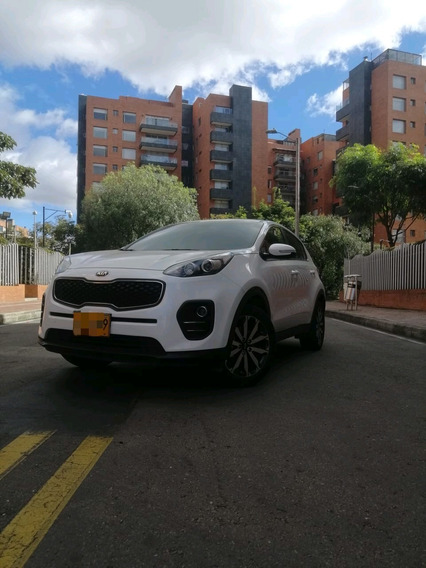 Kia All New Sportage 2017 + Extras