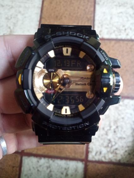 Relógio Casio G Dhok Gba400 Com Bluetooth