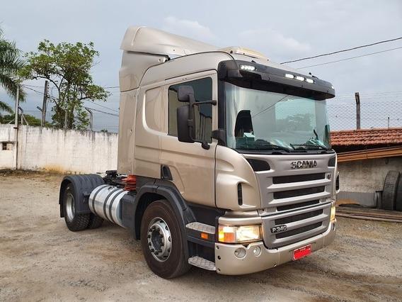 Scania P340 4x2 2011 Bx.km Único Dono