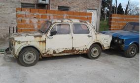 Fiat 1100 1960 Completo Ttitular