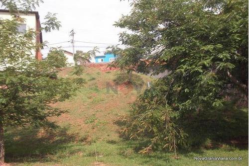 Imagem 1 de 3 de Terreno Residencial À Venda, Parque Das Artes, Embu - Te0337. - Te0337