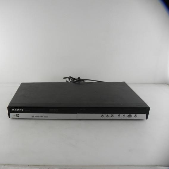 Painel Frontal Dvd Samsung Dvd-r150 - Usado Com Defeito