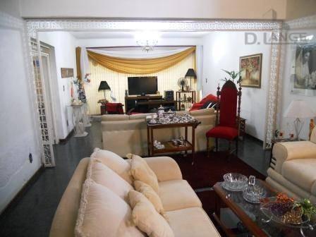 Casa Residencial À Venda, Jardim Chapadão, Campinas. - Ca6058