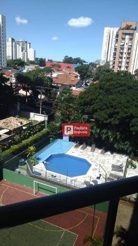Apartamento Com 4 Dormitórios, Campo Belo - Ap30428