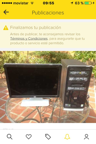 Computadora Hp Pavilion Desktop