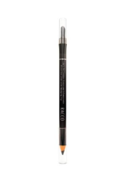Racco Lápis Delineador Para Olhos Luzes - Preto