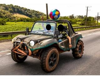 Buggy Kadron - Motor Ap 2.0 Fluxo Cruzado - Injeção Pandoo
