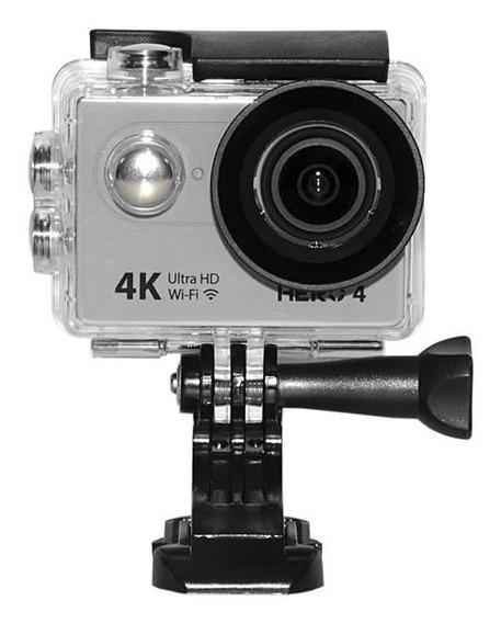 Câmera De Ação Goalpro Hero 4 Sport 2.0 4k Com Wi-fi