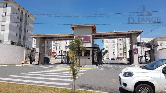 Apartamento Com 2 Dormitórios À Venda, 44 M² Por R$ 220.000 - Loteamento Nova Espírito Santo - Valinhos/sp - Ap14283