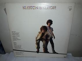 Lp Kleiton E Kleidir 1981 + Encarte