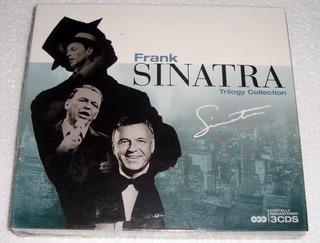 Frank Sinatra Trilogy Collection Triple Cd Sellado / Kktus