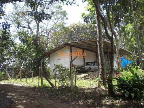 Chácara Com 1 Dorm, Lagoa, Itapecerica Da Serra - R$ 185 Mil, Cod: 2619 - V2619