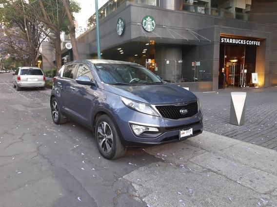 Kia Sportage Ex 2016 Automática 4 Cilindros Eléctrica