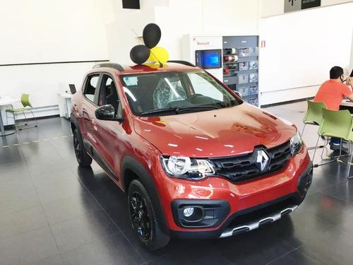Imagem 1 de 8 de Renault Kwid 1.0 Outsider 12v