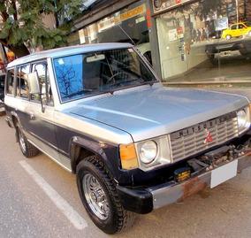 Mitsubishi Montero 2.6 Lts Glx Un Verdadero Todo Terreno