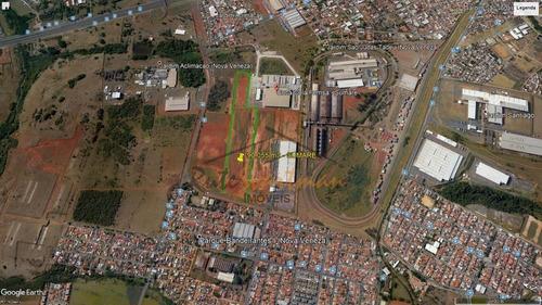 Imagem 1 de 4 de Oportunidade! Área Para Logística À Venda Em Sumaré, 90.005 M² Por R$ 27.400.000 - Ar0019