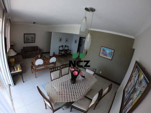 Imagem 1 de 10 de Apartamento Com 3 Dormitórios À Venda, 145 M² Por R$ 690.000,00 - Barra - Salvador/ba - Ap2961