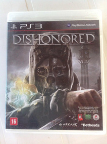 Ps3 Game Dishonored