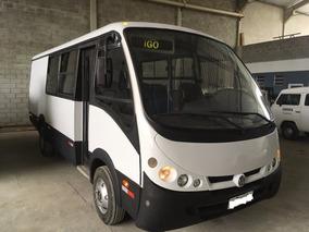 Micro Ônibus Misto Com Ar Condicionado 16 Passageiros+carga