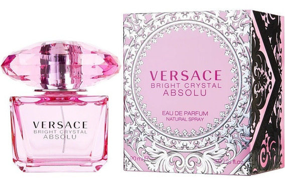 Perfume Versace Bright Crystal Absolu 90ml 3.0floz