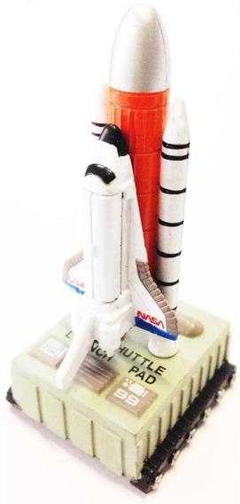 Nave Espacial Shuttle Transbordador Micromachines Palermo