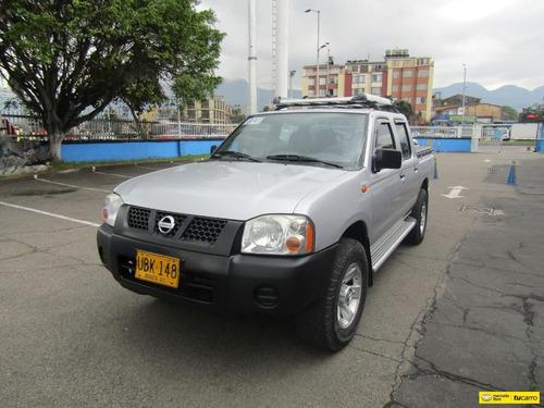 Nissan Frontier 2.4l Asl