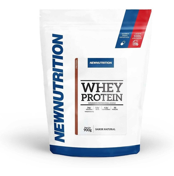 Whey Protein New 900g Low Carb