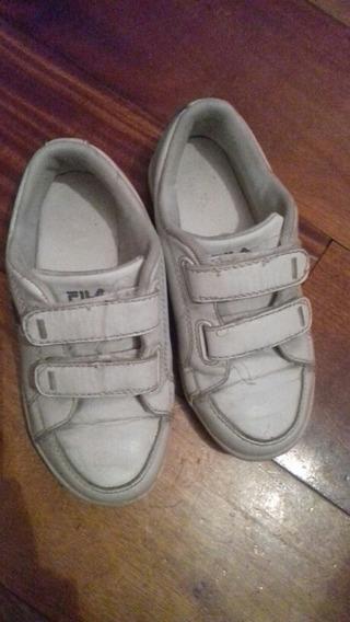 Zapatillas Fila Usadas Nro 29