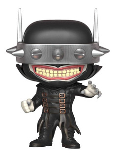 Funko Pop Heroes Dc Batman Who Laughs Exclusivo 256