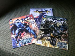 Batman Novos 52 Completo Com 75 Hqs -panini