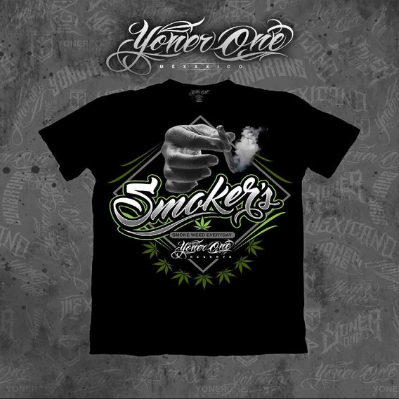 Playera Yonerone Smokers 2
