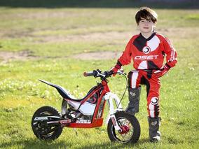 Oset 12.5 Racing Moto Electrica Versión Pro Para Niños