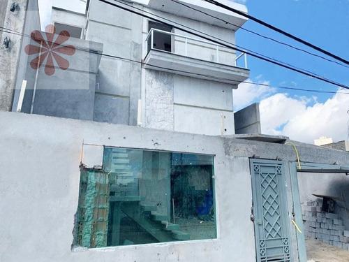 Imagem 1 de 7 de Casa Sobrado Em Vila Matilde  -  São Paulo - 1693