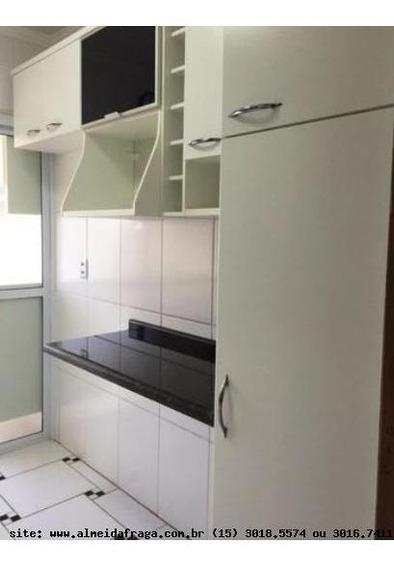 Apartamento Para Venda Em Sorocaba, Alem Ponte, 1 Dormitório, 1 Suíte, 1 Banheiro, 2 Vagas - 1742_1-977993
