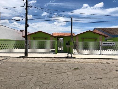 Linda Casa Em Condomínio Em Itanhaém,confira!! 6008 J.a