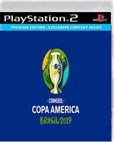 Pes 2019 Copa América Atualizado Julho 2019