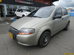 Chevrolet Aveo Five Mt 1400cc 5p Sa 1ab