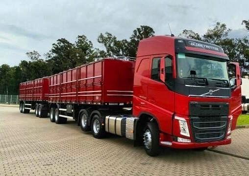 Volvo Fh 540 6x4 Com Rodotrem 2019/19 0km